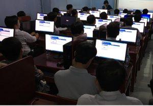 Thi sát hạch chứng chỉ hành nghề tại Hồ Chí Minh
