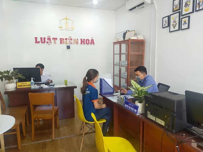 Văn phòng Luật Sư Đồng Nai